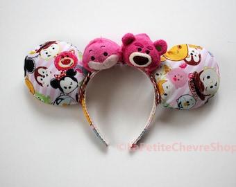 Ears Mouse Tsum Tsum - Tsum Tsum mouse ears