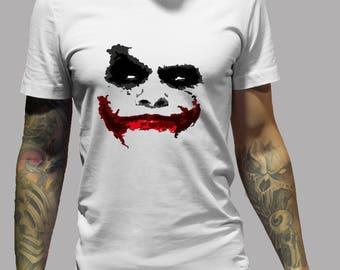 The Joker Face Shirt #R
