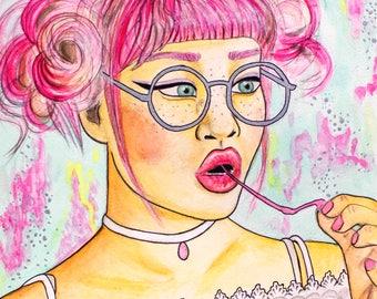 Bubble Gum Love