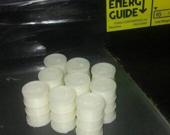 28mm Scale Plastic Barrels