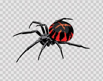 Decal Stickers Spider Tablet Laptop Weatherproof poison 09265