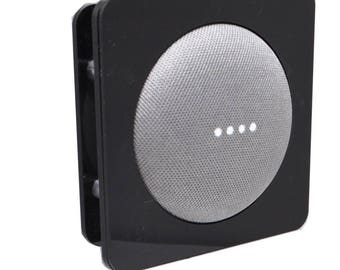Acrylic Anti-theft Wall Mount holder for Google Home Mini