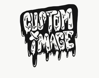 """Custom """"Monster Selfie"""""""