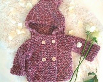 Coat/jacket 50% wool