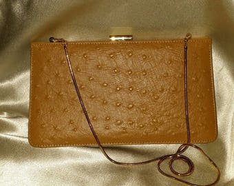 Giani Bernini Leather Clutch or OTS!