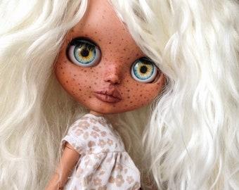 Custom Blythe doll. NORA