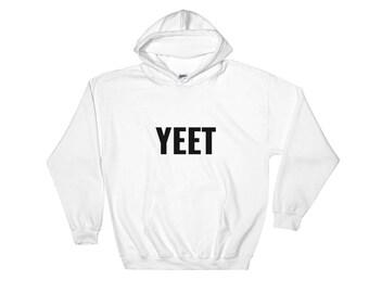 Yeet Urban humor Unisex Hooded Sweatshirt