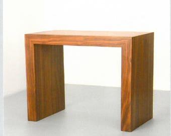 u-stool - walnut stool design chair wood stool wooden stool & Modern wood stool | Etsy islam-shia.org