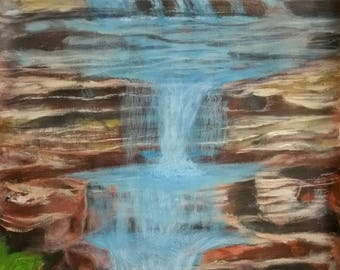 Clear Waterfall 1 (Printable)