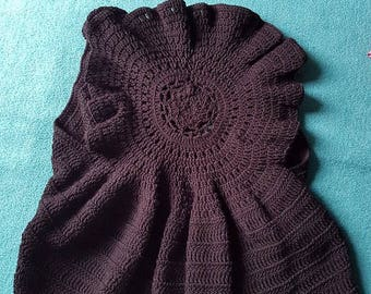 Circle vest