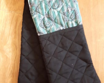 oven mitts, microwave mitts