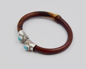 Reto Rattan bracelet