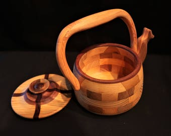 Handmade Teapot by Gerry (Limited Edition - A)