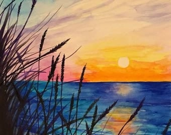 Beach Bums PAINT & SIP Home PARTY!