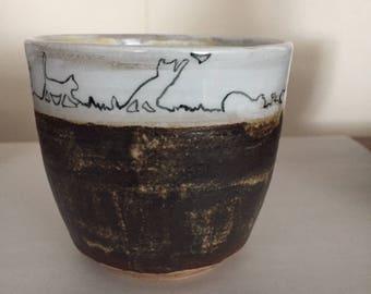 Barn Animal Tea Cup