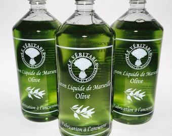 Olive 1 liter liquid soap