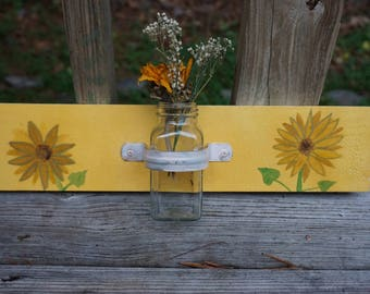 You are my sunshine Wallflower Vase