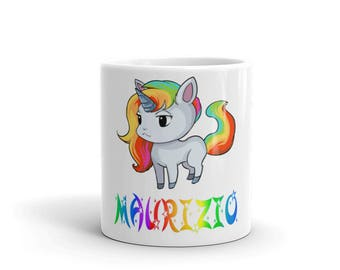 Maurizio Unicorn Mug