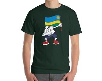 Rwanda Soccer T-Shirt