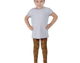 Kente IV Kid's leggings