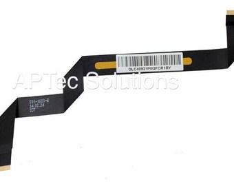 "Apple MacBook Air 11"" A1465 A1370 Trackpad Flex Ribbon Cable 593-1603-B"