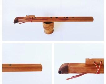 Side blown Balian Flute