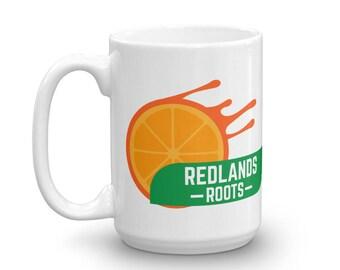 Orange Burst - Mug
