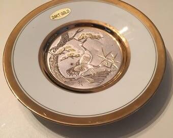 Art of Chokin Plate