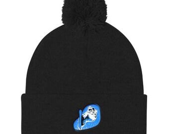 Ski Pom Pom Knit Cap