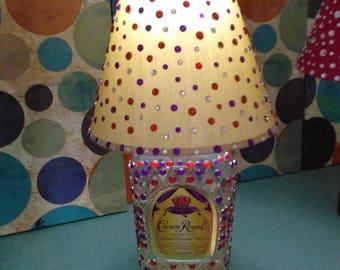 Customized Cordless Liquor Lamp