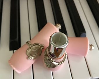 Two Empty Lipstick Lip Balm Containers DIY 12.1mm