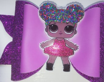 lol colour changing hair bow