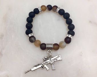 Bellamy Blake The 100 Inspired Bracelet