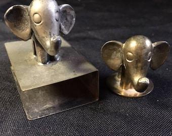 Danish Modern Republican Elephants