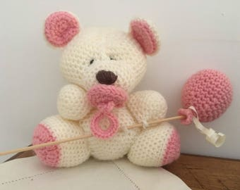 Crochet Dummy Bear