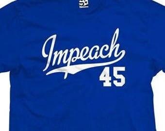impeach 45 trump shirt