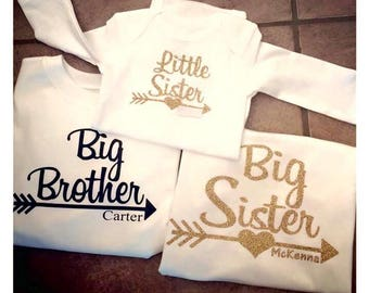 Big Brother / Big Sister Set