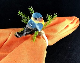 Birds Napkin Ring