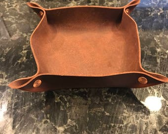 Leather Valet