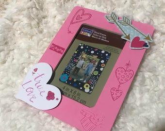 Cute Valentine's Day Frame