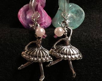 Ballet Hearing Aid Charms