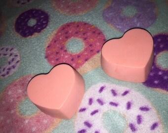 Lemon grapefruit goats milk soap