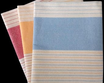 Classic French Tea Towels Set of 3