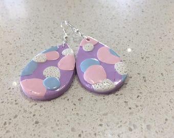Spotty dotty earrings