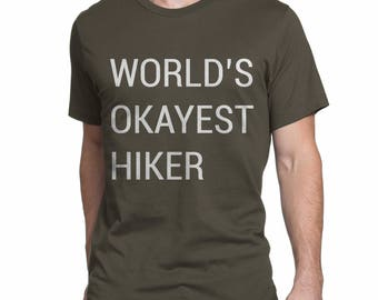 AZOS World's Okayest Hiker