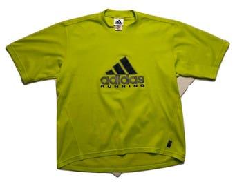 Adidas T Shirt vintage 90s - sz M