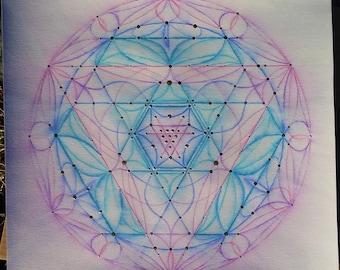 Peaceful Mandala 4
