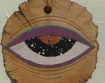 Eye Amulet #4