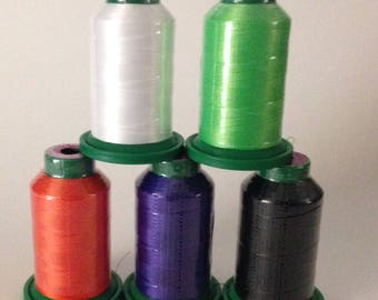 Isacord Embroidery Thread Halloween Kit
