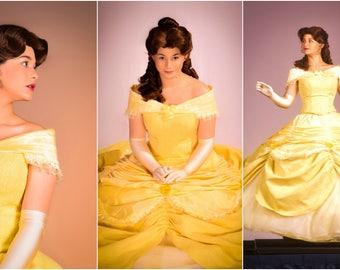 Princess Belle Print Three Pack